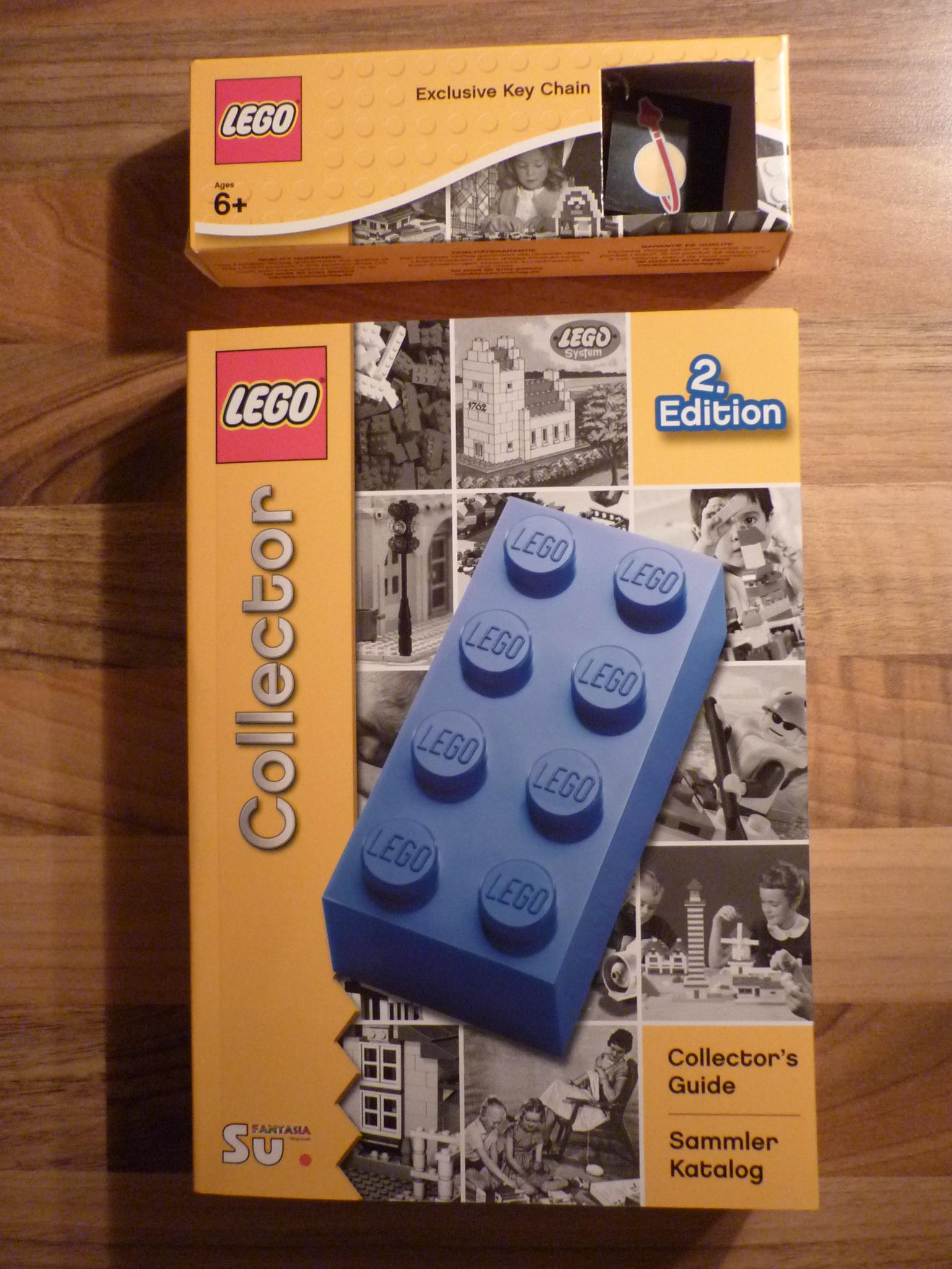 LEGO Collector - 2 Edition Katalog aller LEGO Bausätze - von den Anfängen bis heute