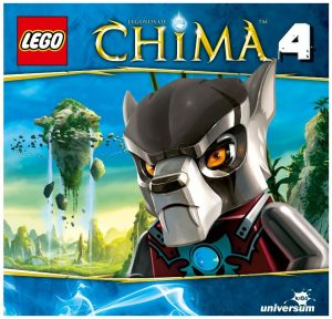 LEGO Legends of Chima CD 4 Staffel Rezension Cover Produkttest.