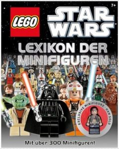 LEGO Star Wars Character Encyclopedia  Cover deutsch