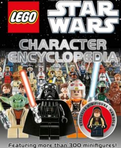 LEGO Star Wars Character Encyclopedia  Cover englisch