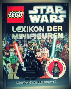 LEGO Star Wars Lexikon der Minifiguren Dorling Kindersley Rezension Minifigur Produkttest Cover