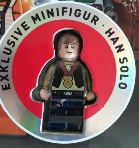 LEGO Star Wars Lexikon der Minifiguren Dorling Kindersley Rezension Minifigur Produkttest Han Solo