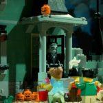 LEGO YouTube Halloween Style