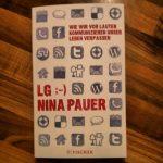 LG ;-) Nina Pauer Rezension Cover Buchkritik Fischer Verlag