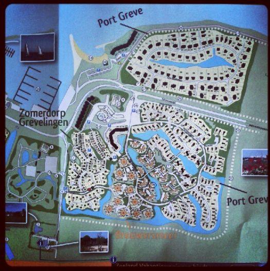 Landal Port Greve Den Osse Zeeland Niederlande Holland Ferienpark