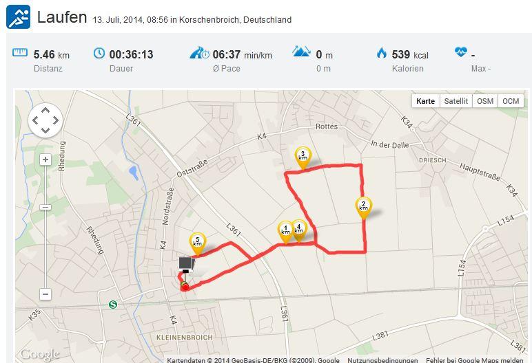 Laufen 13072014 Tag 8