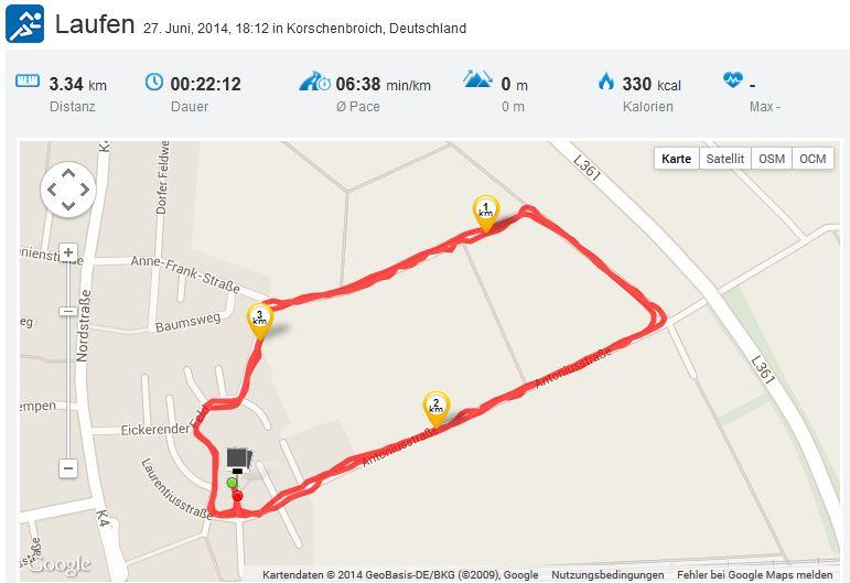 Laufen 27062014 Tag 1