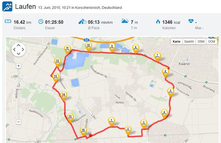 Laufen Running 13062015 Kleinenbroich