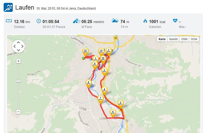 Laufen Running 16052015 Jena
