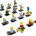 Lego 71005 Simpsons Figuren Komplettsatz 16 Stück