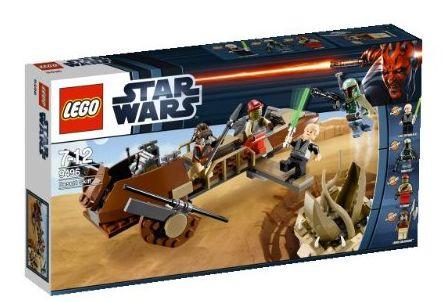 Lego 9496 - Star Wars Desert Skiff Sommerset 2012 Amazon