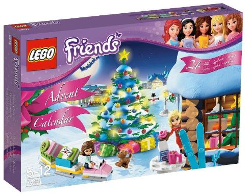 Lego Friends 3316 - Adventskalender Amazon