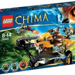 Lego Legends of Chima 70005 - Lavals Löwen-Quad Cover Produkttest