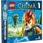 Lego Legends of Chima CD Cover Rezension Produkttest