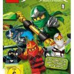 Lego Ninjago - Staffel 1 [2 DVDs] Amazon Test Review Rezension Cover Produkttest