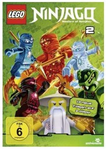 Lego Ninjago - Staffel 2 Amazon Cover Produkttest Rezension