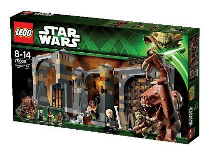 Lego Star Wars 75005 - Rancor Pit Amazon