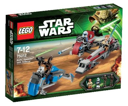 Lego Star Wars 75012 - Barc Speeder Amazon