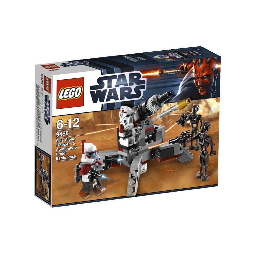 Lego Star Wars 9488