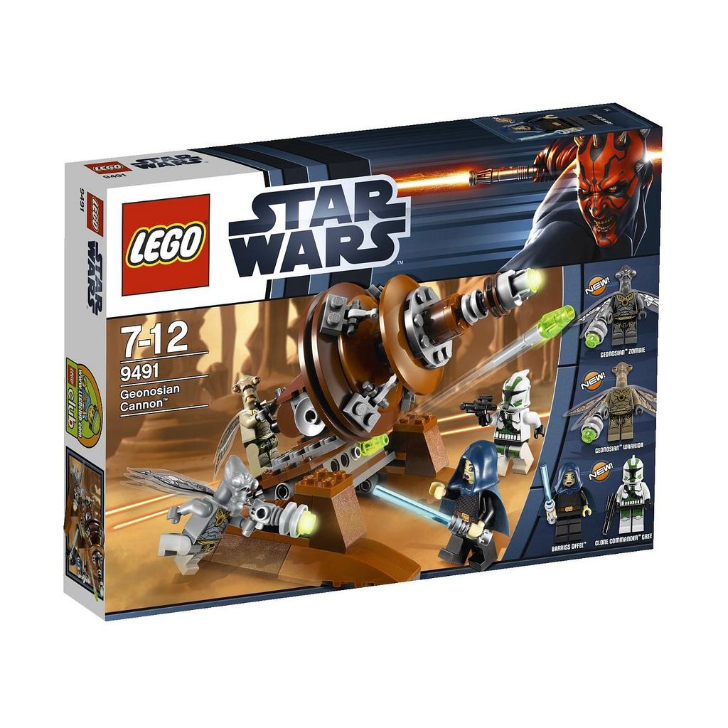 Lego Star Wars 9491