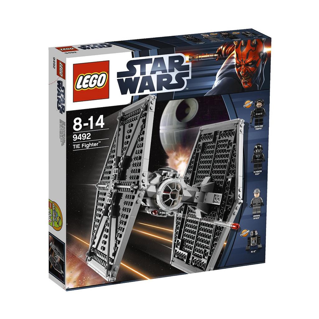 Lego Star Wars 9492