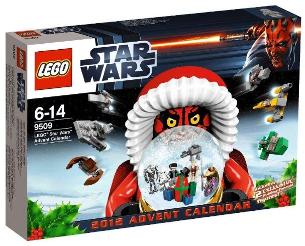 Lego Star Wars 9509  Darth Maul Episode 1 Adventskalender Amazon OVP Verpackung