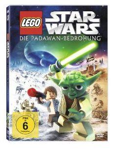 Lego Star Wars DVD Blu-ray Padawan Bedrohung