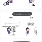'Life Before and After Cell Phones' - 20px_com