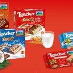 Loacker Waffel- und Schoko-Spezialitäten