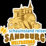 Logo schauinsland reisen Sandburg Weltrekord Versuch