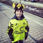 Luke Karneval Fasching Kleinenbroich Borussia Dortmund BVB