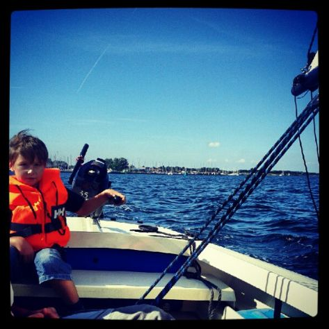 Luke Segeln Veerse Meer