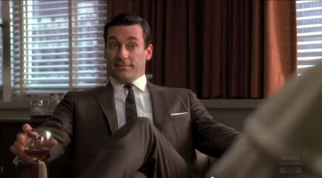 Mad Men Perform Rick Astley's Never Gonna Give You Up YouTube