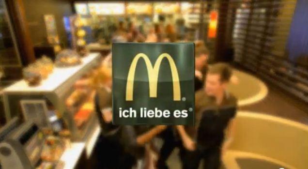 Mc Donald's Werbung - Tag der Ausbildung 2012 - YouTube Screenshot