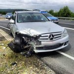 Mercedes Benz Unfall Stahle Holzminden 15.06.2013