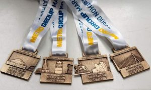 Metro Group Marathon Düsseldorf Firmenstaffel 2015