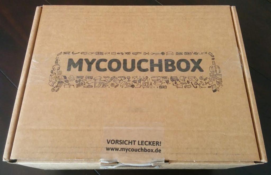 MyCouchbox Juni 2014 geschlossen
