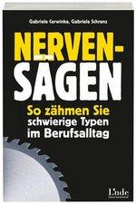 Nervensägen Cover Linde Verlag Rezension Produkttest