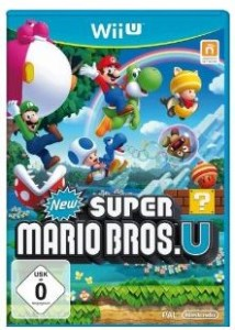 New Super Mario Bros. U Amazon Cover Test Produkttest