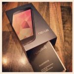 Nexus 4 Google LG Unboxing