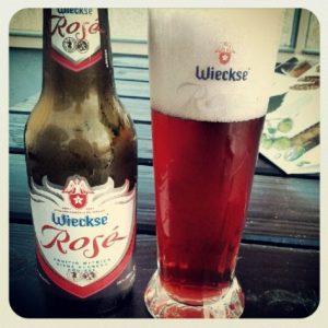 Niederländisches Bier Holland Zeeland Renesse Strandpaviljoen Kijkduin