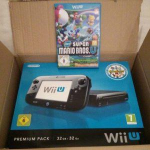 Nintendo Wii U Premium Pack 32 GB Super Mario Bros. U