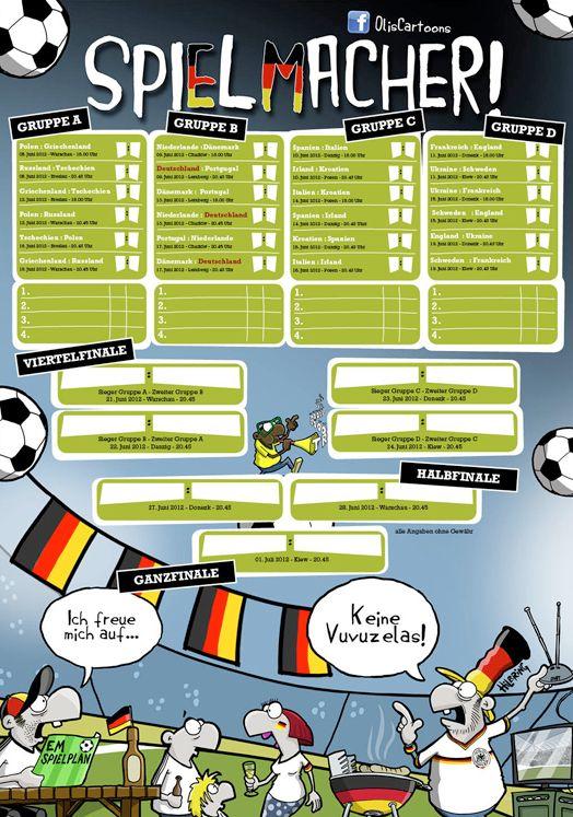 Oli Hilbring Spielplan Download EM 2012