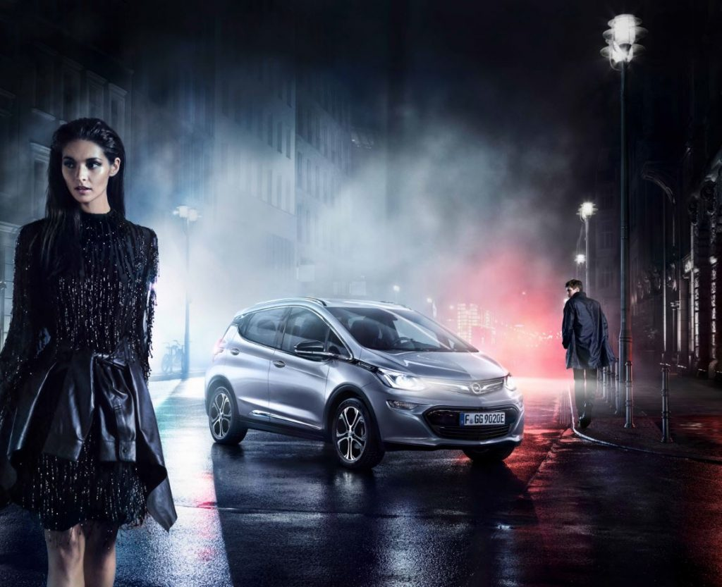 Opel Ampera - E