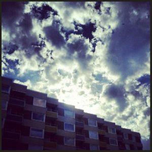 Ostsee Grömitz Urlaub Hanseat II Ferienwohnung Himmel Wolken Sonne Instagram