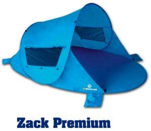 Outdoorer Pop up Strandmuschel Zack PREMIUM, UV 80