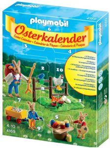 PLAYMOBIL 4169 Osterkalender Amazon Produkttest Test