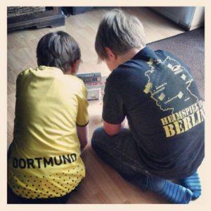 Trikot Borussia Dortmund Kappa BVB Saison 2011 2012