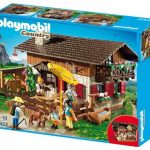 PLAYMOBIL 5422 - Almhütte Amazon Cover Test Produkttest