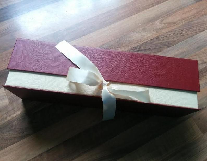 Paket Geschenk Erben Wein Familie F. W. Langguth